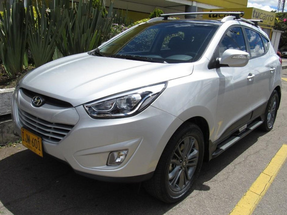 Hyundai Tucson Ix-35 2.0 At 4x2