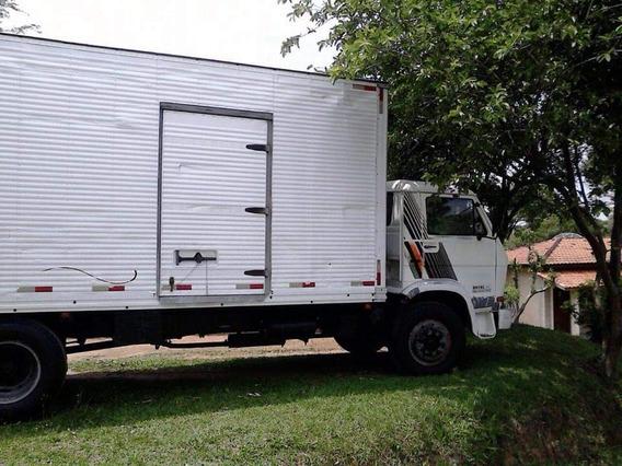 Caminhão Vw 11140 Ano 1990 Reduzido Motor Mwm