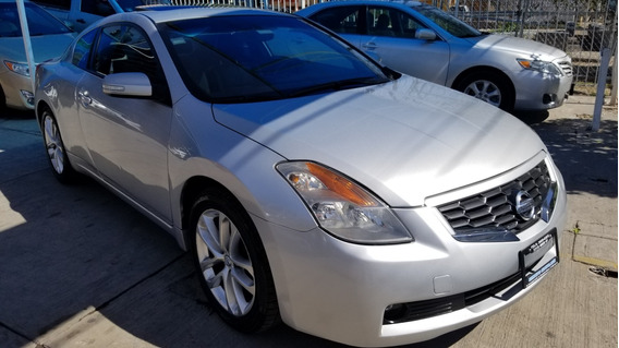 Nissan Altima 2009 Coupe 3.5 Cvt Impecable Promocion