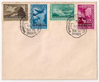 Peronismo - Sobre 1º Dia Plan Quinquenal Año 1947-1951