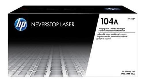 Tambor Creacion De Imagenes Laser Hp Original 104a Negro