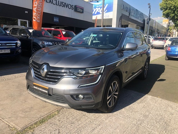 Renault New Koleos 4x4 Cvt 2.5