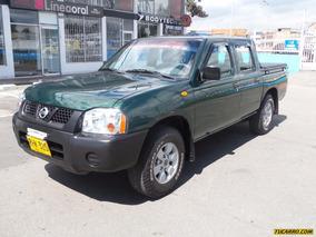 Nissan Frontier Np300 Mt 2400cc 4x2 Aa Fe