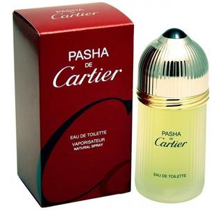 Perfumes Y/o Lociones Pasha De Cartier De 100m.l.
