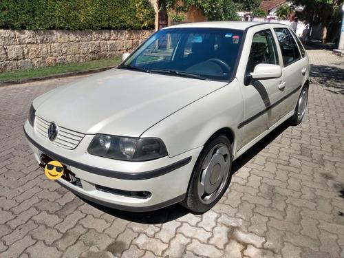 Volkswagen Gol 2000 2.0 16v Gti 5p