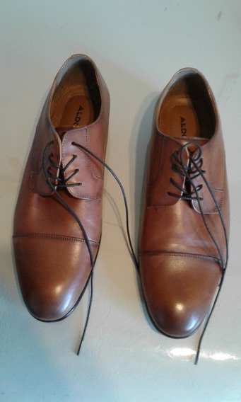 Zapatos Aldo Marrón Claro