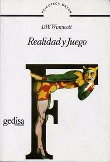 Realidad Y Juego - Winnicott - Libro Nuevo - Envio Rapido