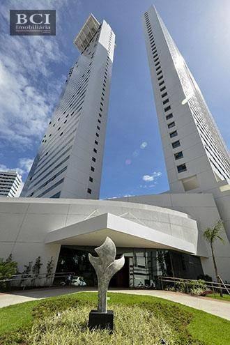 Flat Residencial À Venda, Boa Viagem, Recife - Fl0009. - Fl0009