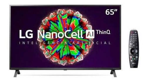 Smart Tv Nanocell 4k LG Led 65 , Thinqai, Google Assistente