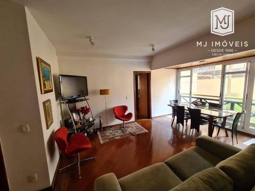 Apartamento Com 3 Dormitórios À Venda, 98 M² Por R$ 1.100.000,00 - Moema - São Paulo/sp - Ap0374