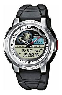 Reloj Casio Aqf102 $2900