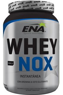 Whey Nox Ena Sport Proteína Potenciada Chocolate X 1000 Grs