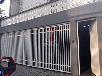 Sobrado Para Locação No Bairro Vila Regente Feijó, 3 Dorms, 4 Vagas, 200 M - 3958