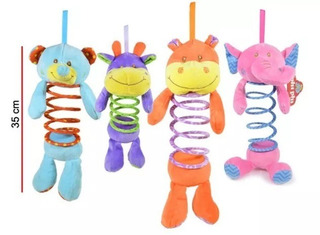 Animalito De Peluche Con Resorte Phi Phi Toys