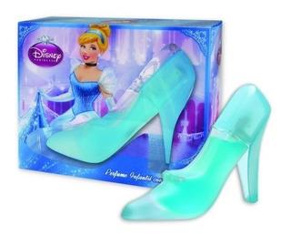 Perfume Para Nena - La Cenicienta Disney Zapato - 50ml
