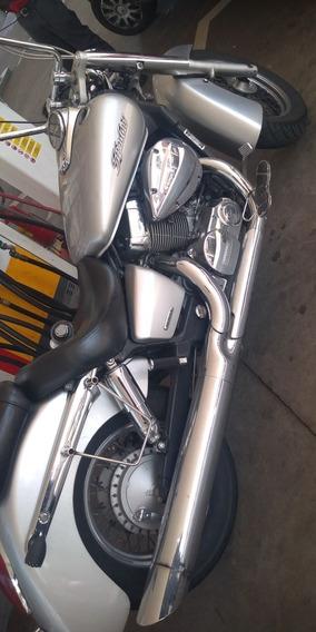Honda Shadow 750 Moto Zerada Acompanha Sissy Bar