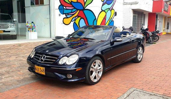 Mercedes Benz Clk550