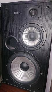 Parlantes Potenciados Edifier R2700 - 128 W Rms - Rca Optico