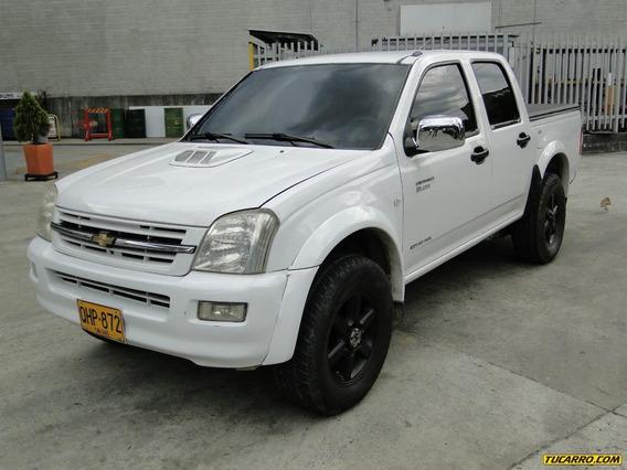 Chevrolet Luv D-max Dmax 4x4 D.c. Diesel