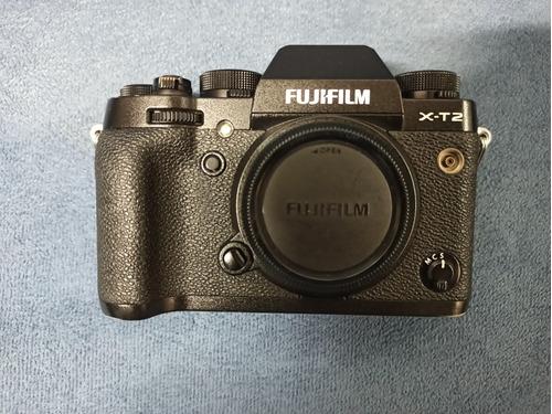Fujifilm Xt2 Fuji X-t2