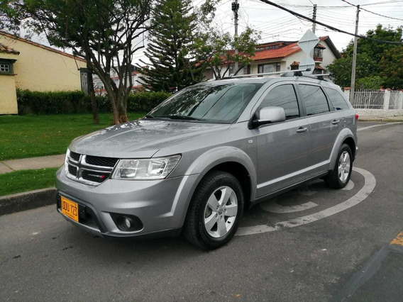 Dodge Journey Se 2.4 7 Psj