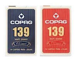 Baralho 139 Truco Naipe Convencional - Copag