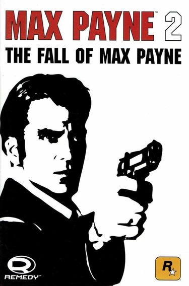 Max Payne 2: The Fall Of Max Payne - Pc Mídia Digital