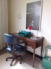 Vendo Ou Troco, Escrivaninha Anos 60 ,anadense
