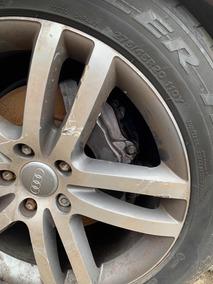 Par De Pinça Dianteira Audi Q7 6 Pistões