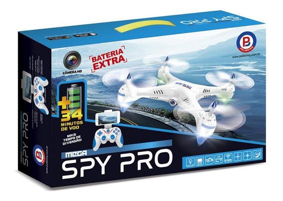 Quadricóptero Sky Pro Bateria Extra Polibrinq 1065dn