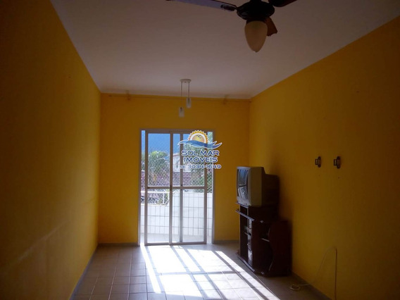 Apartamento 02 Dormitórios-jardim Real-praia Grande - Sp678