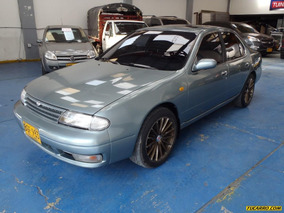 Nissan Bluebird Sss Mt 1800cc Fe