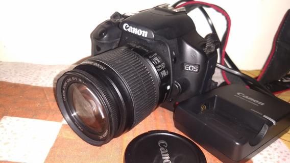 Canon T1i Excente Estado Perfeito Funcionamento So 4k Cliks