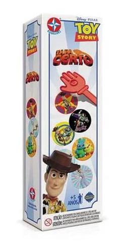 Jogo Tapa Certo Toy Story