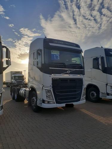 Volvo Fh 460 6x2 Globetrotter