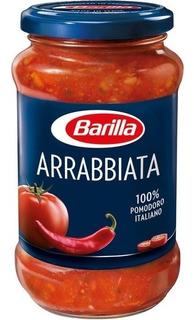 Salsa Italiana Barilla Arrabbiata 400g Envio Gratis Caba