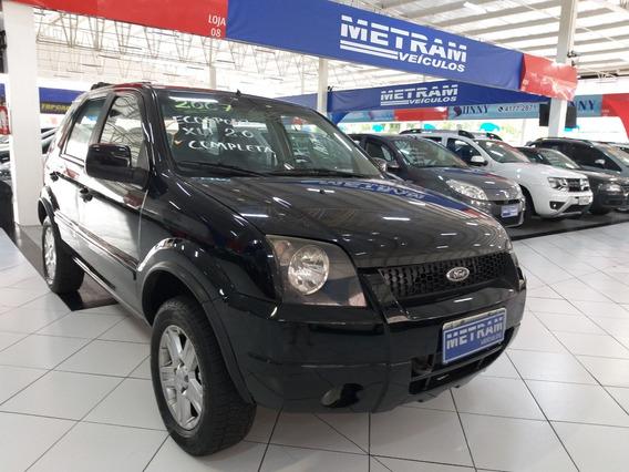 Ford Ecosport Xlt 2.0 Automático 2007