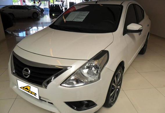 Nissan Versa Sv 2018 1.6 16v Flex Aut - Uber 99 Cabify
