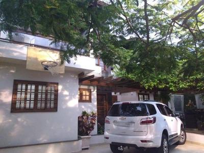 Casa Com 6 Dormitórios À Venda, 289 M² Por R$ 595.000 - Parque Jambeiro - Campinas/sp - Ca13051