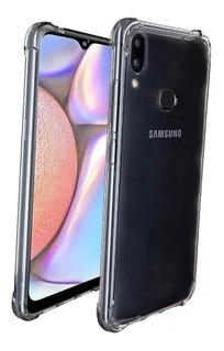Capa Case Capinha + Película De Vidro Samsung Galaxy A10s