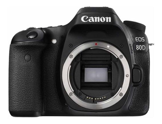 Câmera Eos 80d Canon (profissional)
