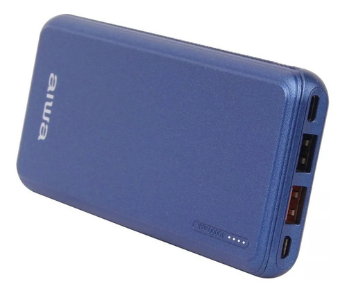 Aiwa Batería Portátil 10000 Mah Paw 200 Carga Rápida