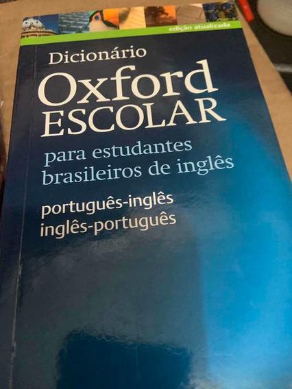 Dicionário Oxford Escolar-para Estudantes Brasileiros In/por