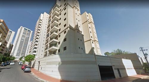 Ótimo Apartamento Para Venda No Ed Ibiza, Jardim Botânico, Zona Sul De Ribeirão Preto, 3 Dormitorios, 1 Suite, Varanda Gourmet Em 106 M2 - Ap02321 - 68676035