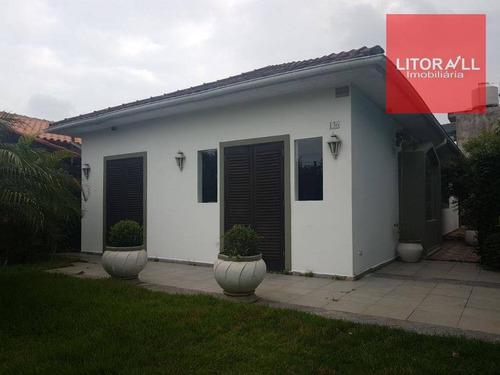 Imagem 1 de 16 de Casa Com 3 Dormitórios À Venda, 126 M² Por R$ 600.000,00 - Praia Do Sonho - Itanhaém/sp - Ca1104