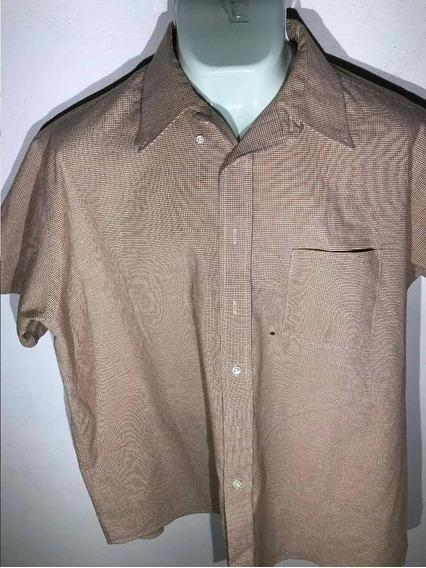 Camisa 2xl Haggar Id 7886 Usada Hombre Oferta 10% O 4x3