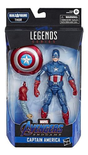Marvel Legends Endgame Captain America