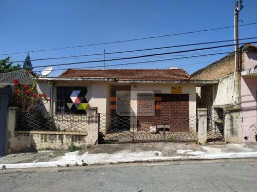 Terreno À Venda, 250 M² Por R$ 450.000,00 - Freguesia Do Ó - São Paulo/sp - Te0084