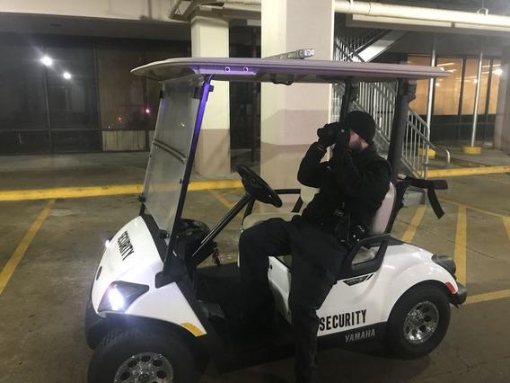 Carritos De Golf P/ Seguridad / Police Cart Rd