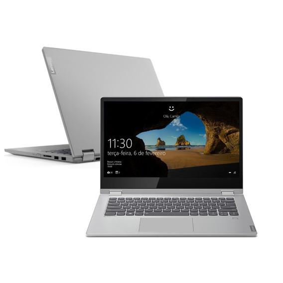 Notebook 2 Em 1 Lenovo C340 I5-8265u 4gb 128gb Ssd W10 14